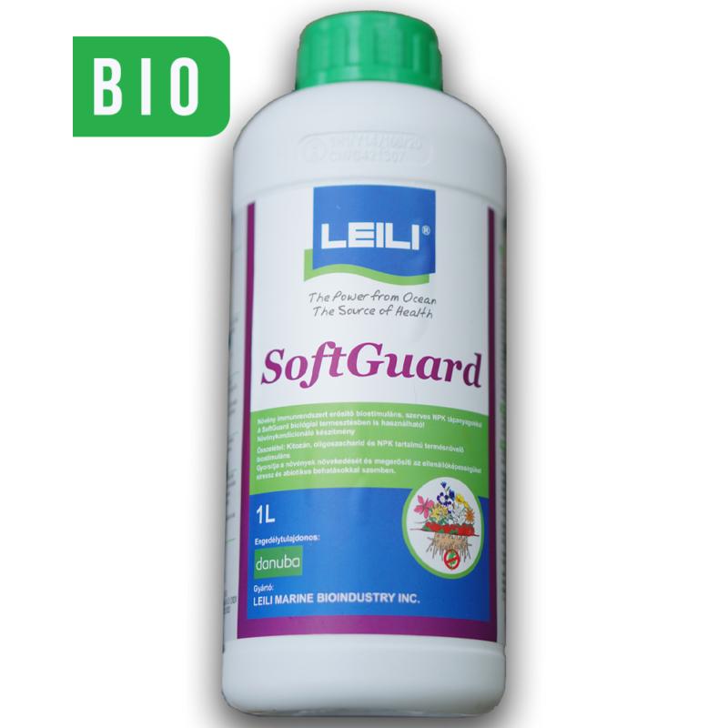 SoftGuard - kitozán alapú növényi immunerősítő - 1L