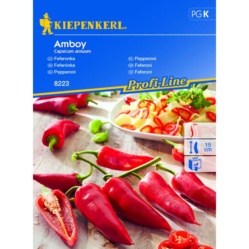 kiepenkerl vetőmag pepperoni amboy