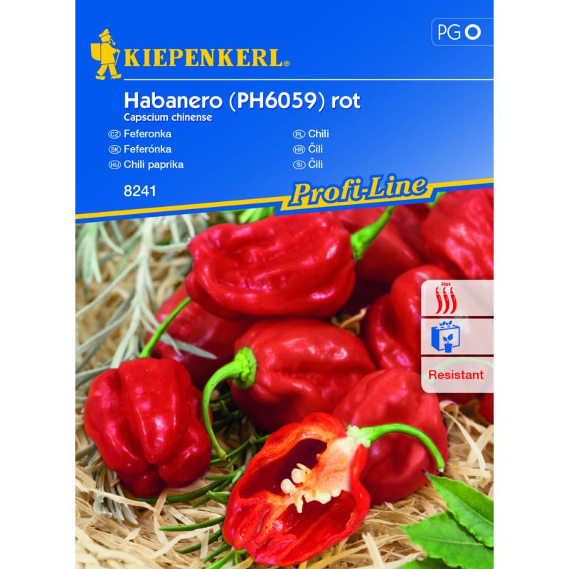 kiepenkerl habanero chili paprika vetőmag