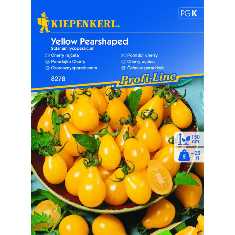 Kiepenkerl vetőmag, cseresznyeparadicsom, Yellow Pearshaped