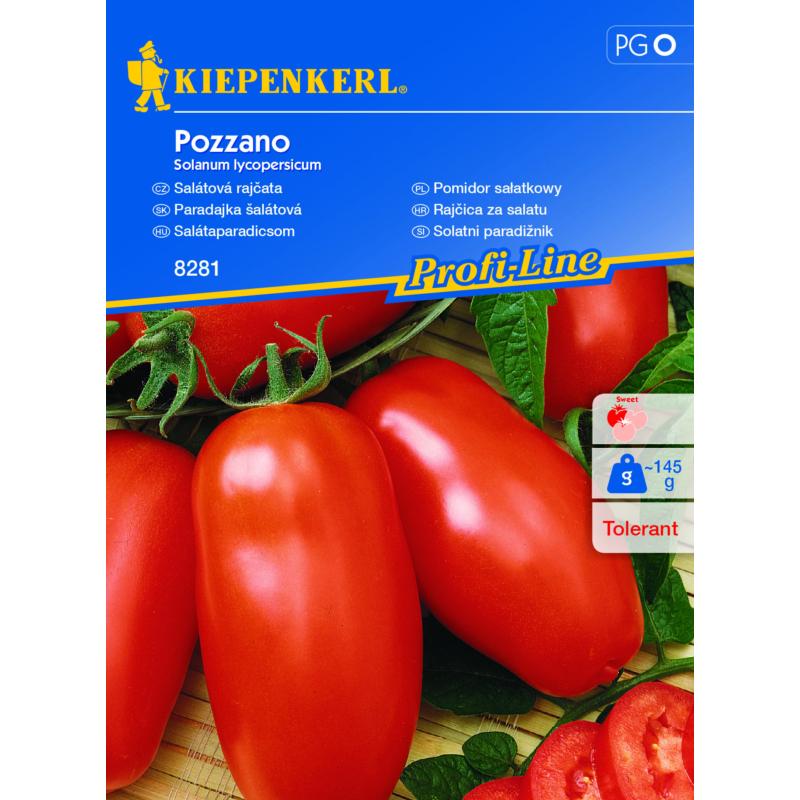 Kiepenkerl vetőmag, salátaparadicsom, Pozzano F1
