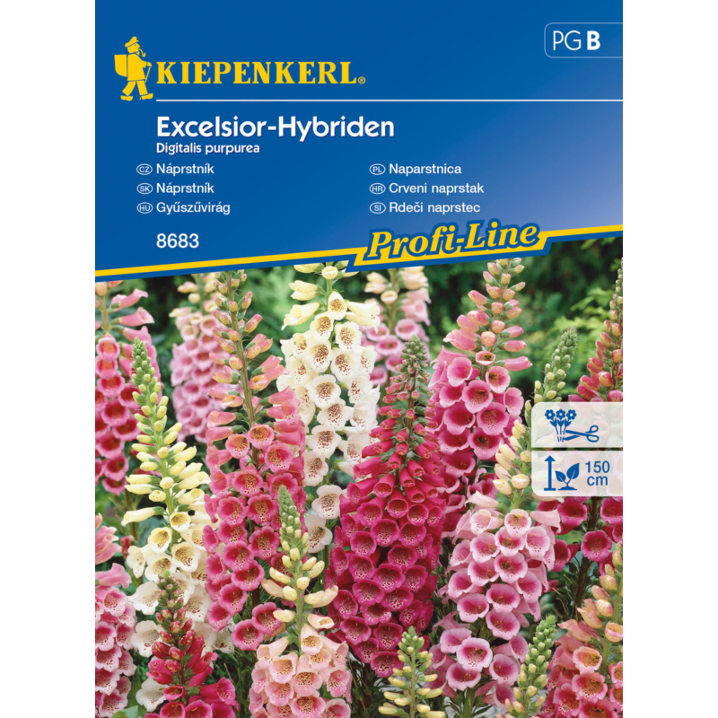 kiepenkerl excelsior gyűszűvirág