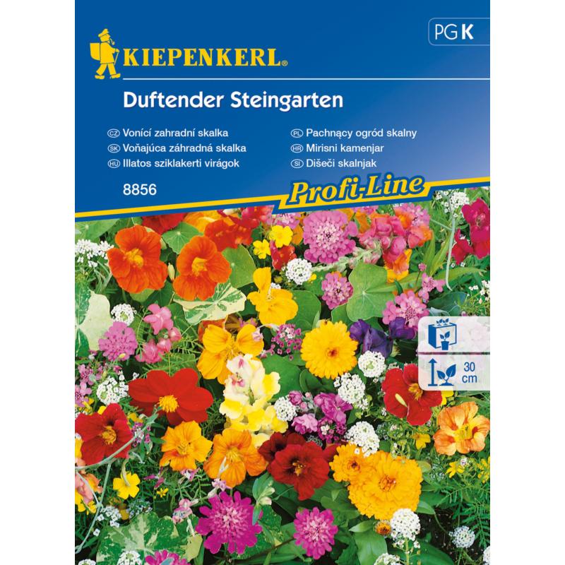Kiepenkerl virágmag, Illatos sziklakerti virágok, Duftender Steingarten