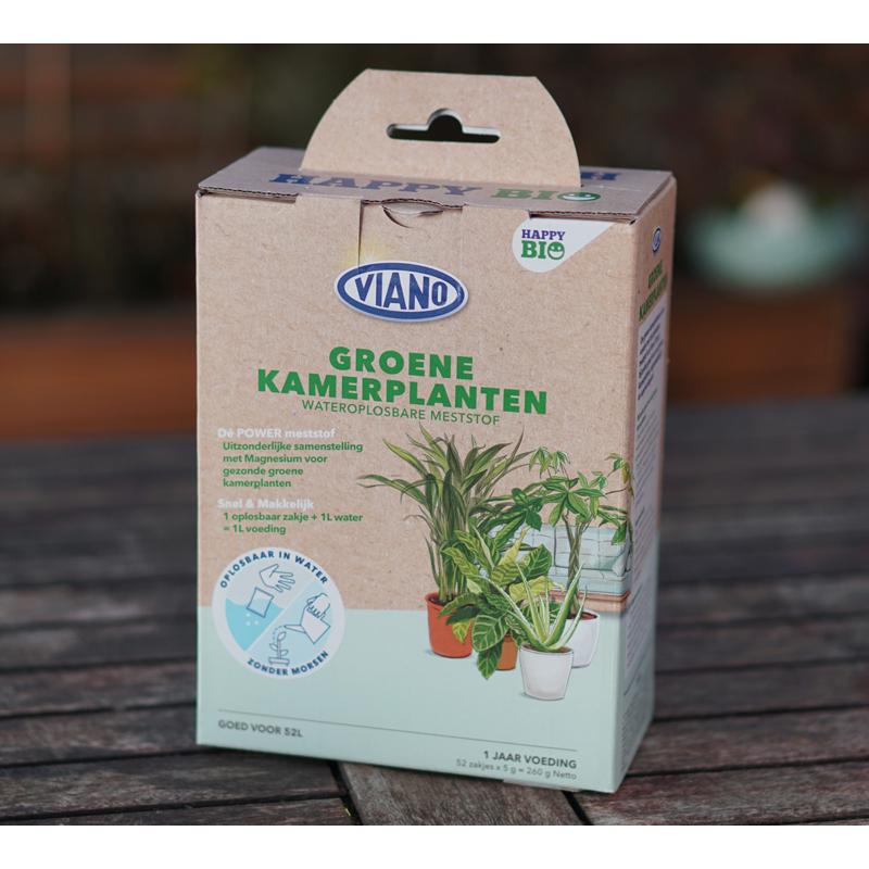 Viano, Bio Happy zöldelő szobanövények számára