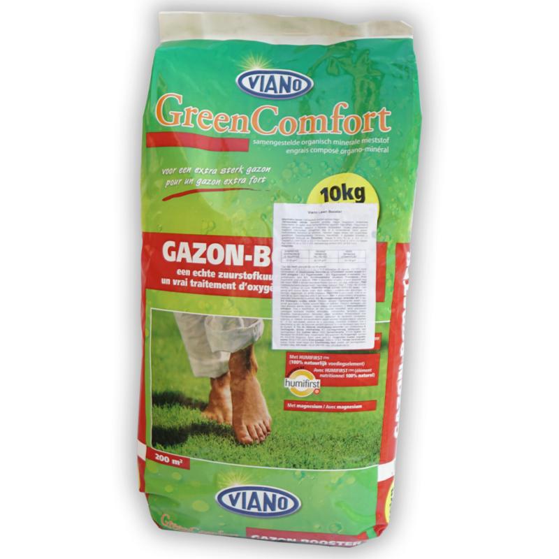 VIANO GAZON BOOST - Tavaszi gyep-indító szerves táp