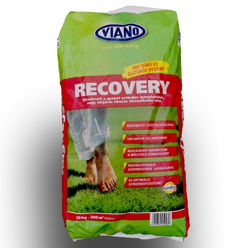 viano lawn recovery szerves gyeptáp