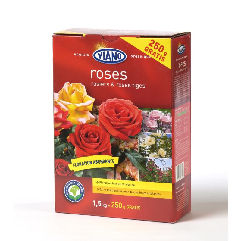 Viano szervestáp rózsáknak, 1,75kg